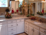Granite Countertop & Sink Installation